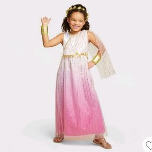 Nwt Golden Greek Goddess Costume